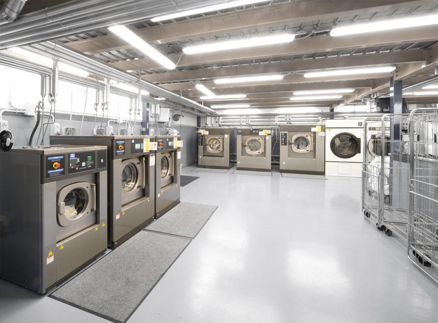 Luxury-Laundry-Attrezzature